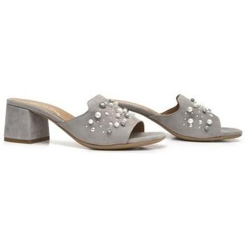 Zapatos Mujer Sandalias Alpe ANGELINE Gris