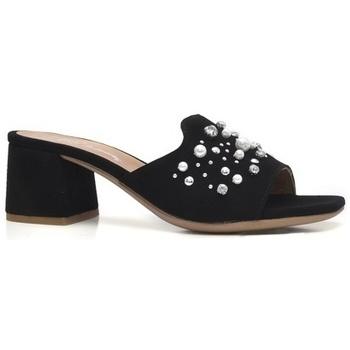 Zapatos Mujer Sandalias Alpe ANGELINE Negro