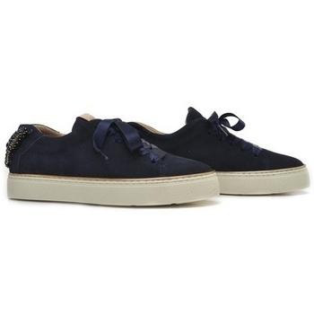 Zapatos Mujer Zapatillas bajas Alpe MEGAN Marino