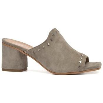 Zapatos Mujer Sandalias Alpe ANAI Kaki