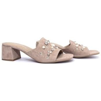 Zapatos Mujer Sandalias Alpe ANGELINE Nude
