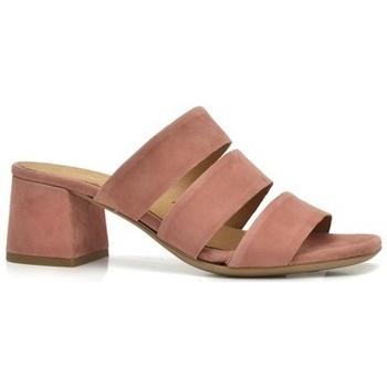 Zapatos Mujer Sandalias Alpe ANGELINE Coral+avellana