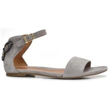 Zapatos Mujer Sandalias Alpe VERA Gris