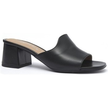 Zapatos Mujer Zuecos (Mules) Alpe ANGELINE Negro