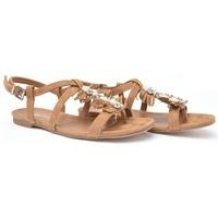 Zapatos Mujer Sandalias Alpe VERA Camel