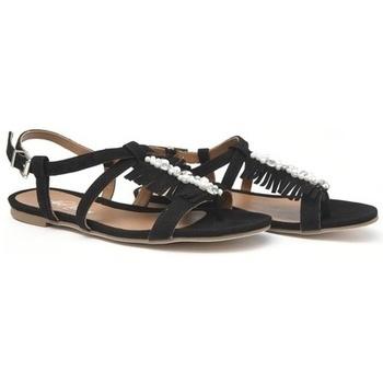 Zapatos Mujer Sandalias Alpe VERA Negro