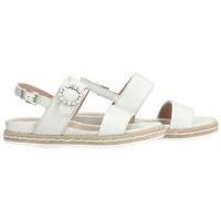 Zapatos Mujer Sandalias Alpe SOFFIE Platino