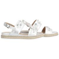 Zapatos Mujer Sandalias Alpe SOFFIE Plata