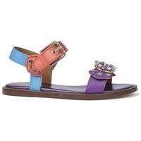Zapatos Mujer Sandalias Alpe AMBER 37-lila