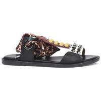 Zapatos Mujer Sandalias Alpe AMBER Negro