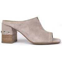 Zapatos Mujer Zuecos (Mules) Alpe VALERY Nude