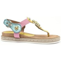 Zapatos Mujer Sandalias Alpe SOFFIE Amarillo