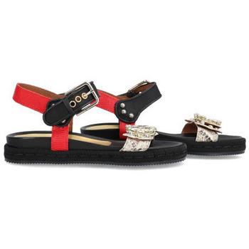Zapatos Mujer Sandalias Alpe SOFFIE Negro