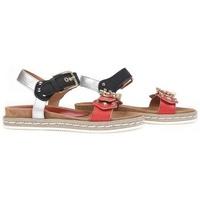Zapatos Mujer Sandalias Alpe SOFFIE Rojo