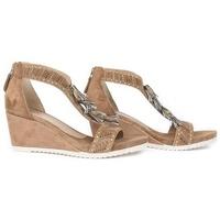 Zapatos Mujer Sandalias Alpe ISABELLA Cuero
