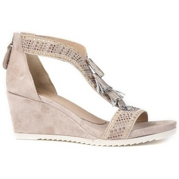 Zapatos Mujer Sandalias Alpe ISABELLA Nude