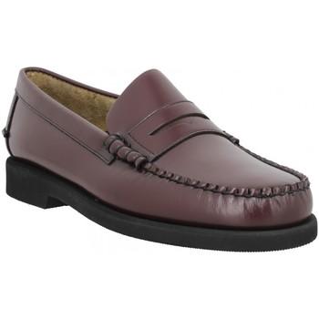 Zapatos Hombre Mocasín Sebago 131481 Marrón