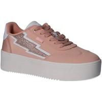 Zapatos Mujer Zapatillas bajas MTNG 69586 Beige