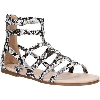 Zapatos Mujer Sandalias MTNG 58661 Negro