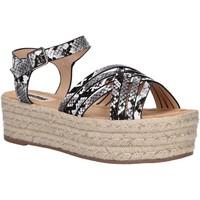 Zapatos Mujer Sandalias MTNG 58844 Blanco