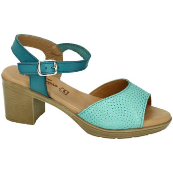 Zapatos Mujer Sandalias Fanny Valero Sandalia cielo Azul