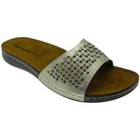Zapatos Mujer Zuecos (Mules) Riposella RIP5793pla grigio