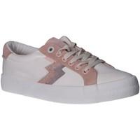 Zapatos Mujer Zapatillas bajas MTNG 69596 Blanco