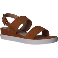 Zapatos Mujer Sandalias MTNG 51071 Beige