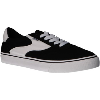 Zapatos Hombre Zapatillas bajas MTNG 84149 Negro