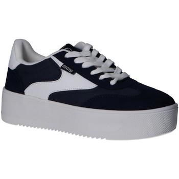 Zapatos Mujer Zapatillas bajas MTNG 69180 Azul