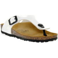 Zapatos Niño Chanclas Gold Star BIANCO VERNICE Bianco