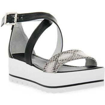 Zapatos Mujer Sandalias Nero Giardini NERO GIARDINI  707 GENESIS Bianco