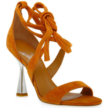 Zapatos Mujer Sandalias Priv Lab CHIFFON AMBER Giallo