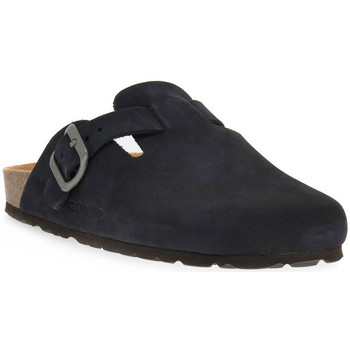 Zapatos Mujer Zuecos (Clogs) Grunland BLU 70 SARA Blu