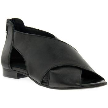 Zapatos Mujer Sandalias Priv Lab ROSSELLA  KENT NERO Nero