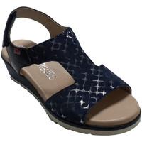 Zapatos Mujer Sandalias Pepe Menargues Sandalia verano mujer azul