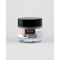 Belleza Mascarillas & exfoliantes Iroha Nature Crema Facial - HEMP - Nutritiva & Protectora