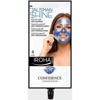 Belleza Mascarillas & exfoliantes Iroha Nature Mascarilla facial Peel-off Azul – ANTI IMPERFECCIONES