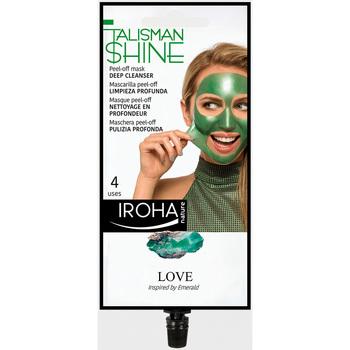 Belleza Mascarillas & exfoliantes Iroha Nature Mascarilla facial Peel-off Verde - LIMPIEZA PROFUNDA