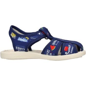 Zapatos Niño Sandalias Coccole - Gabbietta blu 33 SUMMER BLU