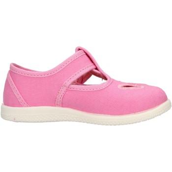 Zapatos Niño Derbie Coccole - Occhio di bue rosa 125 DELAVE' ROSA