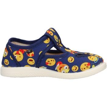 Zapatos Niño Derbie Coccole - Occhio di bue  blu 125 SMILE BLU