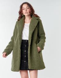 textil Mujer Abrigos Noisy May NMGABI Kaki