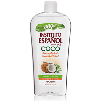 Belleza Hidratantes & nutritivos Instituto Español Coco Aceite Corporal  400 ml