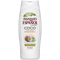 Belleza Hidratantes & nutritivos Instituto Español Coco Loción Corporal  500 ml
