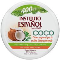 Belleza Hidratantes & nutritivos Instituto Español Coco Crema Corporal Super Hidratante  400 ml