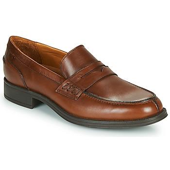 Zapatos Hombre Mocasín Carlington JALECK Marrón