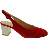 Zapatos Mujer Sandalias Soffice Sogno SOSO20052ro rosso