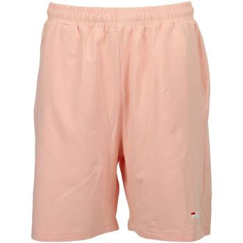 textil Niña Shorts / Bermudas Fila Tamara Shorts Kids Rosa