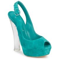 Zapatos Mujer Sandalias Casadei  Azul